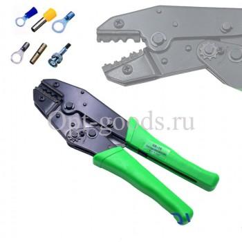Клещи для обжима проводов 1.5-6 мм оптом OM-E150