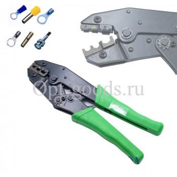 Клещи для обжима проводов 1.5-6 мм оптом OM-E151