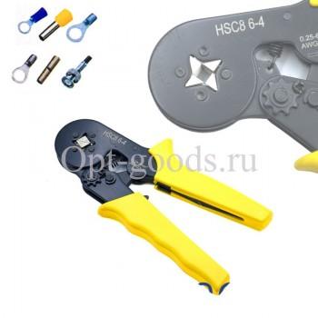 Клещи для обжима проводов 0.25-6 мм оптом OM-E152