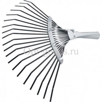Грабли веерные раздвижные 18 зубьев оптом OM-X333