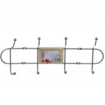 Вешалка настенная 6 крючков оптом OM-X302
