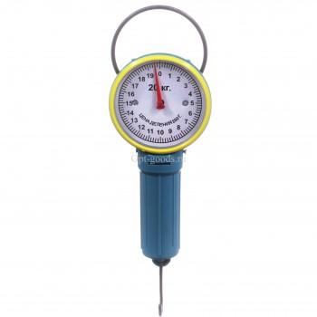Весы безмен 20 кг оптом OM-X403