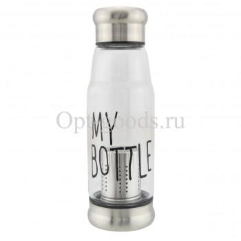 Бутылка для воды 550 мл SM-X1765
