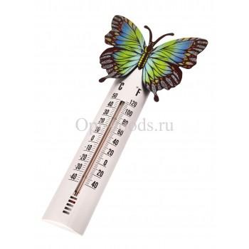 """Термометр уличный """"Бабочка"""" оптом SM-X853"""