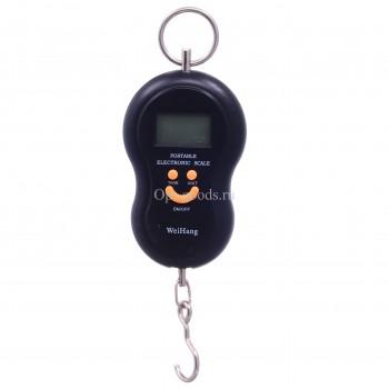 Весы безмен электронные 50 кг оптом OM-E89