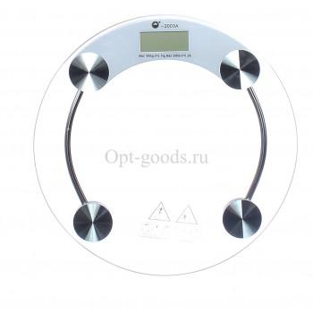 Весы напольные электронные круглые оптом OM-E157