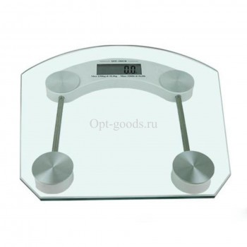 Весы напольные электронные квадратные оптом OM-E158