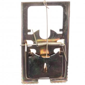 Мышеловка металлическая 12 см оптом OM-X28