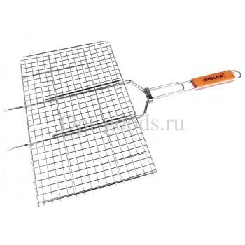 Решетка для гриля 26х45 см оптом SM-X1369