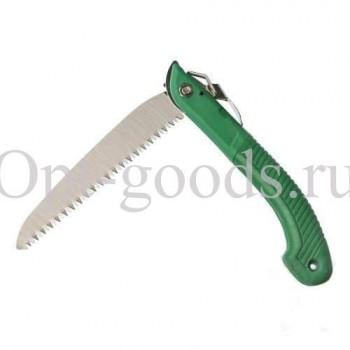 Складная ножовка по дереву 40 см оптом OM-X331