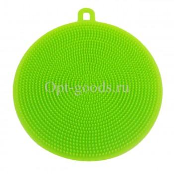 Cиликоновая губка для посуды оптом SM-X1164