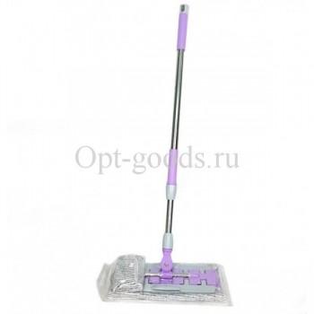 Швабра с насадкой микрофибра телескопическая ручка оптом SM-X1730