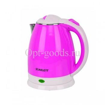 Чайник электрический пластиковый 2,2 л оптом SM-X1096