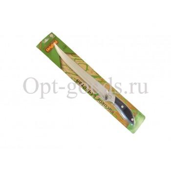 Кухонный нож Sanliu 666 C04 33 см оптом SM-X132