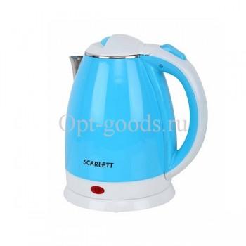 Чайник электрический пластиковый 2,2 л оптом SM-X1097