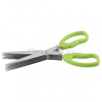 Кухонные ножницы для зелени 19 см оптом SM-X1238