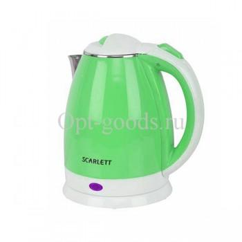 Чайник электрический пластиковый 2,2 л оптом SM-X1098