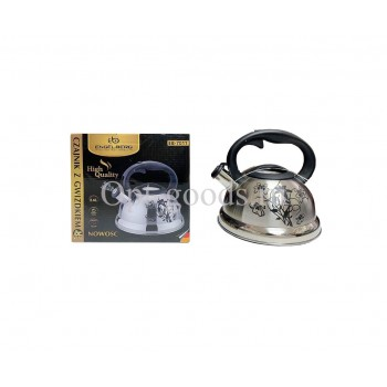 Чайник со свистком 3 л оптом SM-X1088
