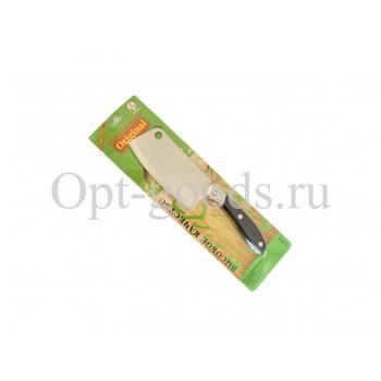 Кухонный нож Sanliu 666 C06 22 см оптом SM-X134
