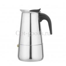Гейзерная кофеварка 6 чашек оптом OM-X484