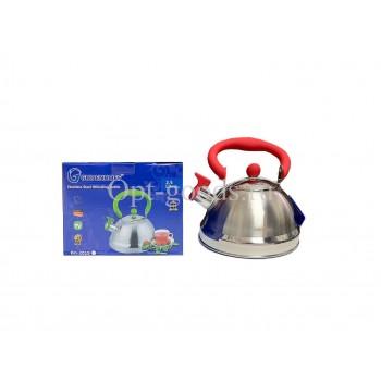 Чайник со свистком 2,5 л оптом SM-X1090