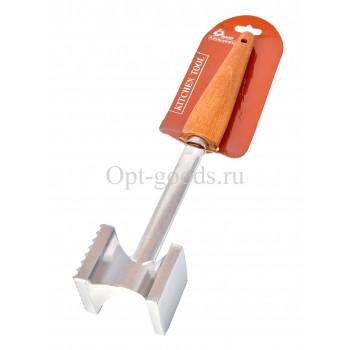 Молоток кухонный с деревянной ручкой 28 см оптом SM-X550