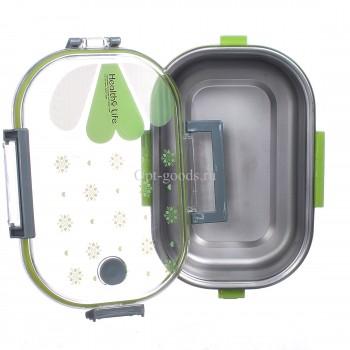 Термоконтейнер для еды с ручками 900 мл оптом OM-X519