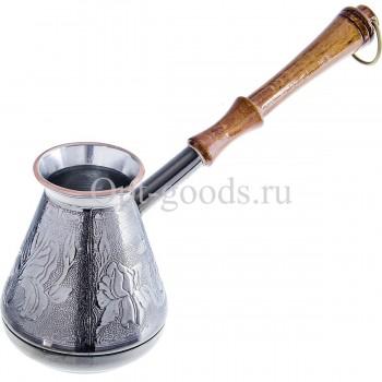 Турка для кофе медная 400 мл оптом SM-X1549