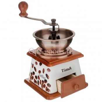 Ручная кофемолка керамическая оптом OM-X545