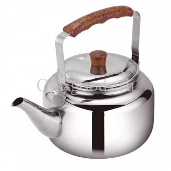 Заварочный чайник металлический 2 л оптом SM-X1804
