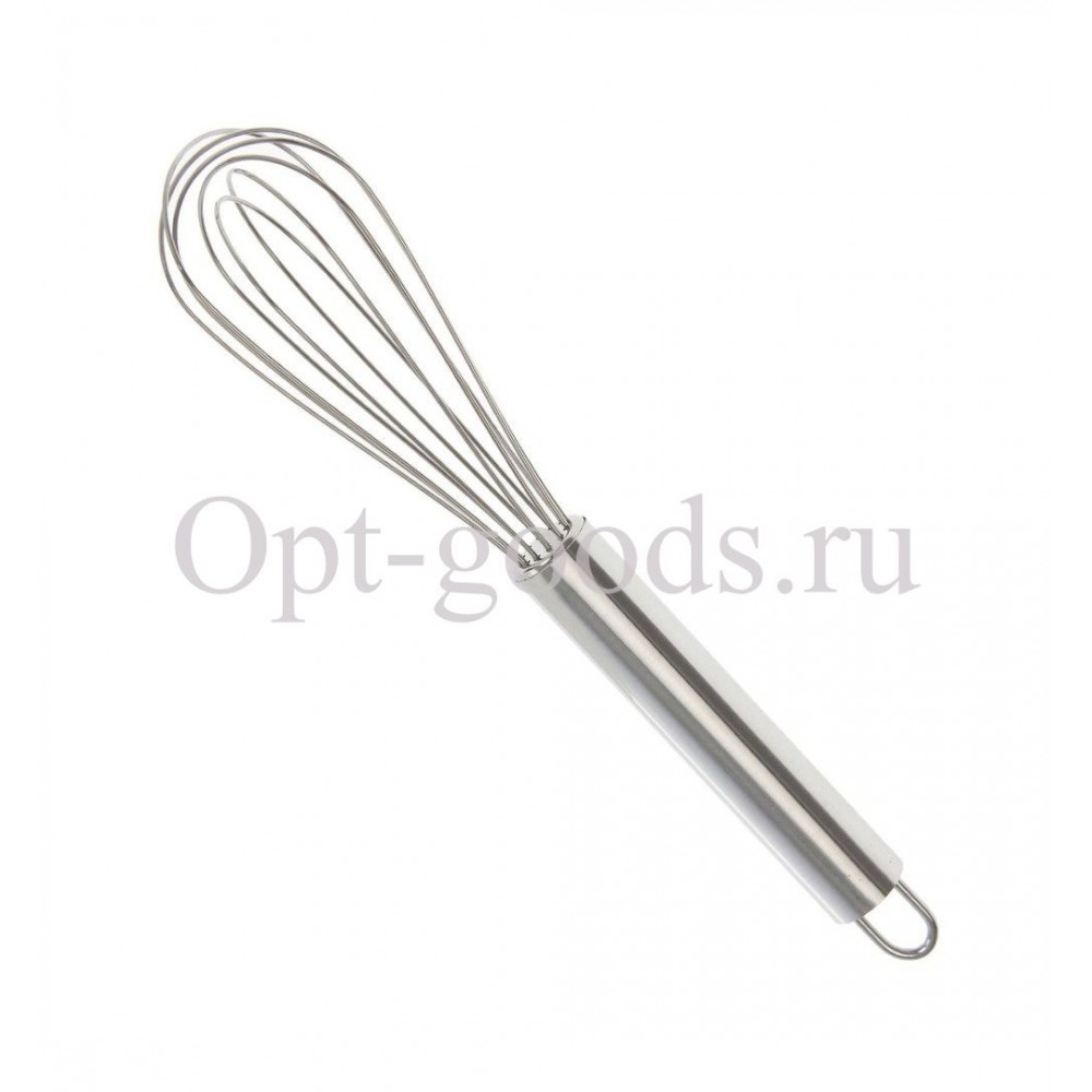 Венчик для взбивания с металлической ручкой 35 см оптом SM-X877