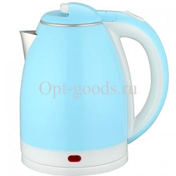 Чайник электрический пластиковый 2 л оптом SM-X1094