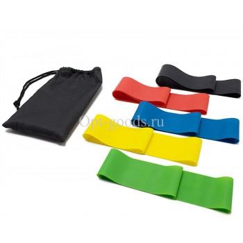 Резинки для фитнеса 5 шт оптом SM-X1155