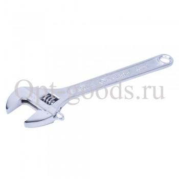 Разводной ключ 300 мм оптом OM-X185