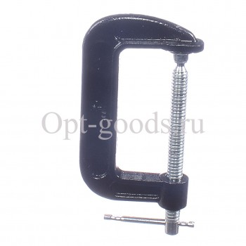 Струбцина 100 мм оптом OM-X515
