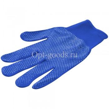 Нейлоновые перчатки с ПВХ оптом SM-X1939