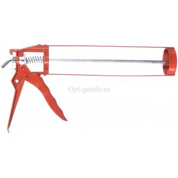 Пистолет для герметика скелетный 310 мл оптом OM-X193